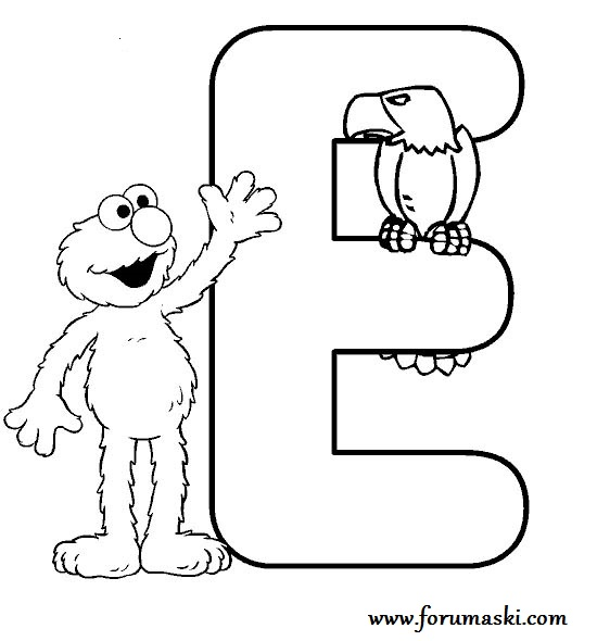 Alphabet Bible Coloring Pages  FirstSchool Preschool