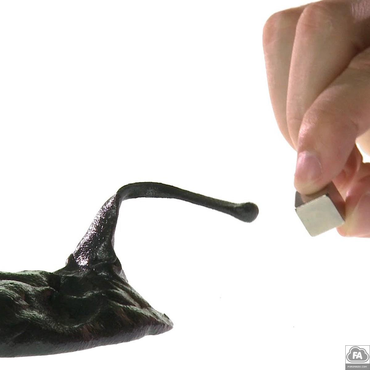 Как сделать магнитный пластилин своими 40